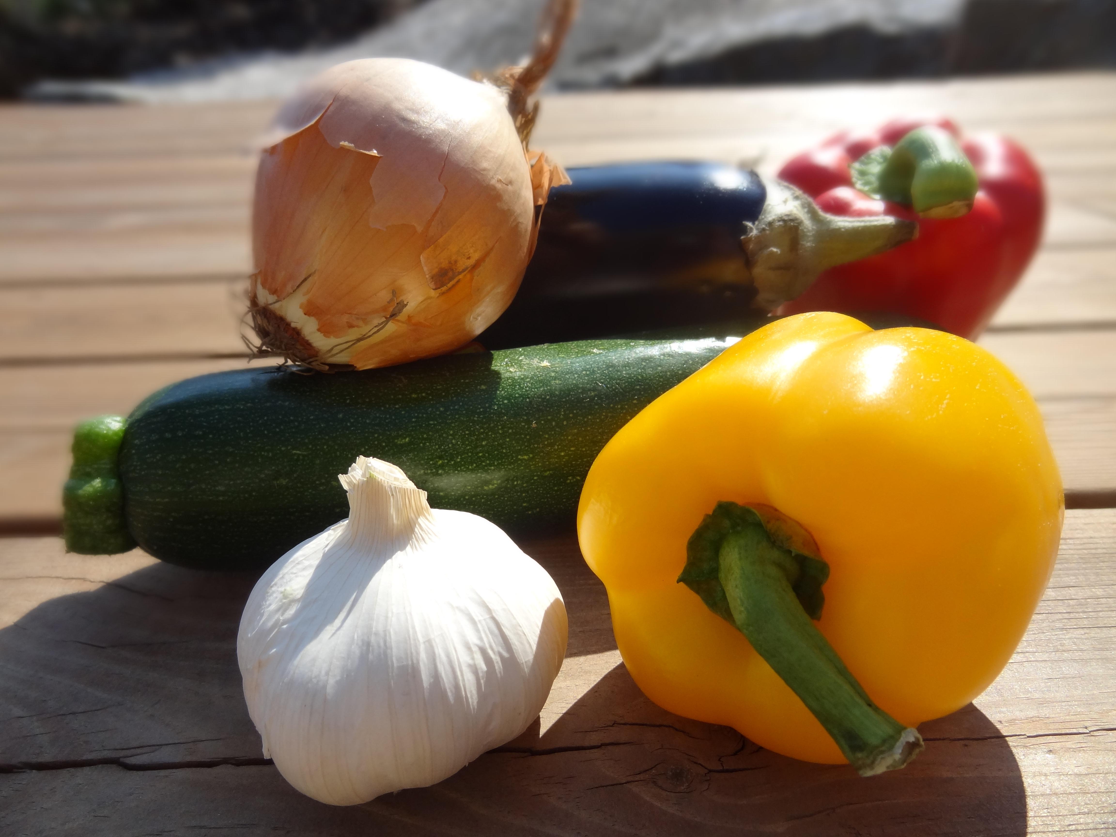 Det kan inte bli annat än gott med så mycket goda grönsaker :)