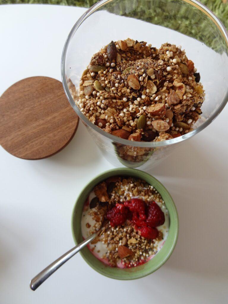 crunchy granola utan socker