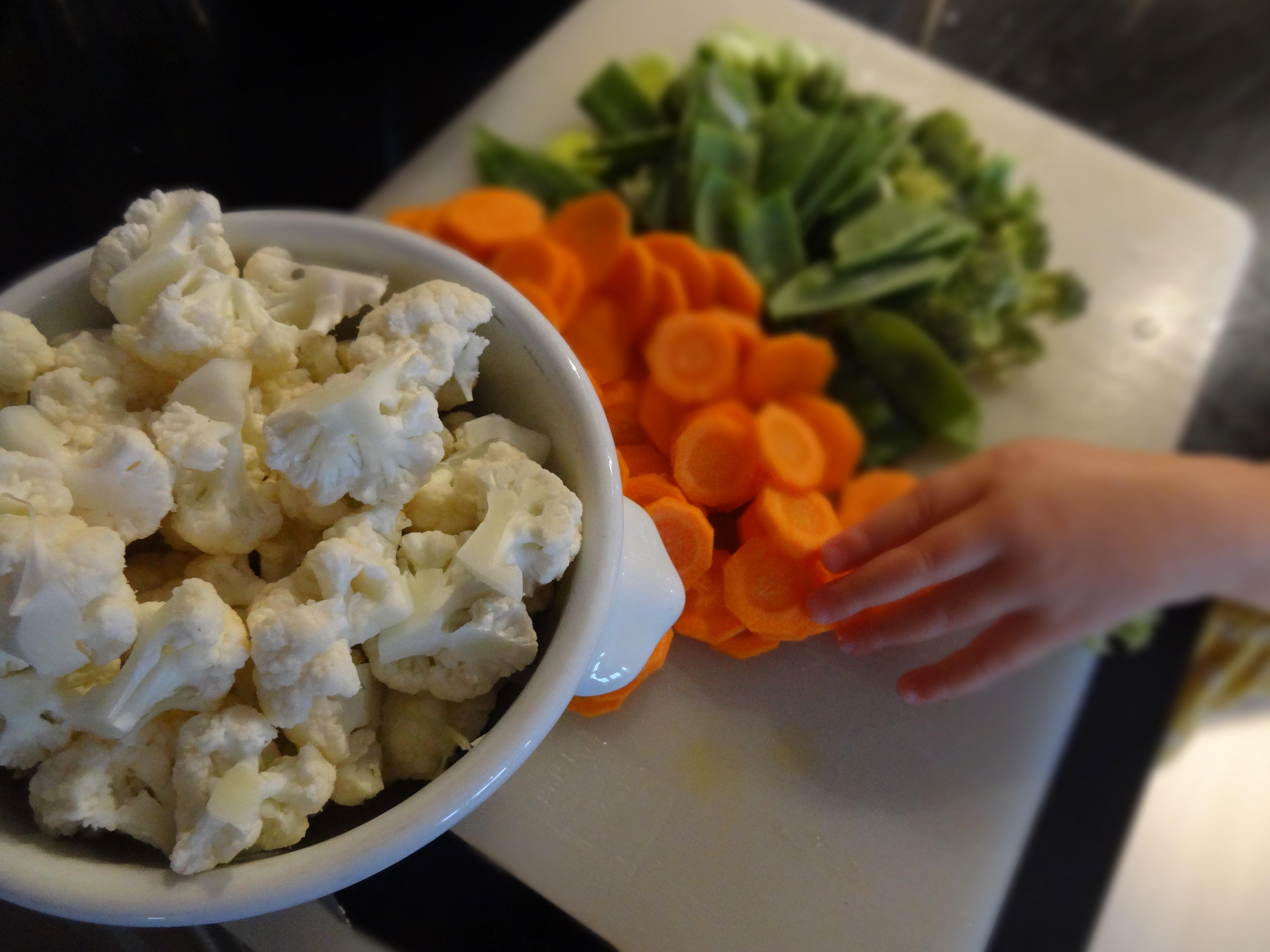 grönsaker till soppa